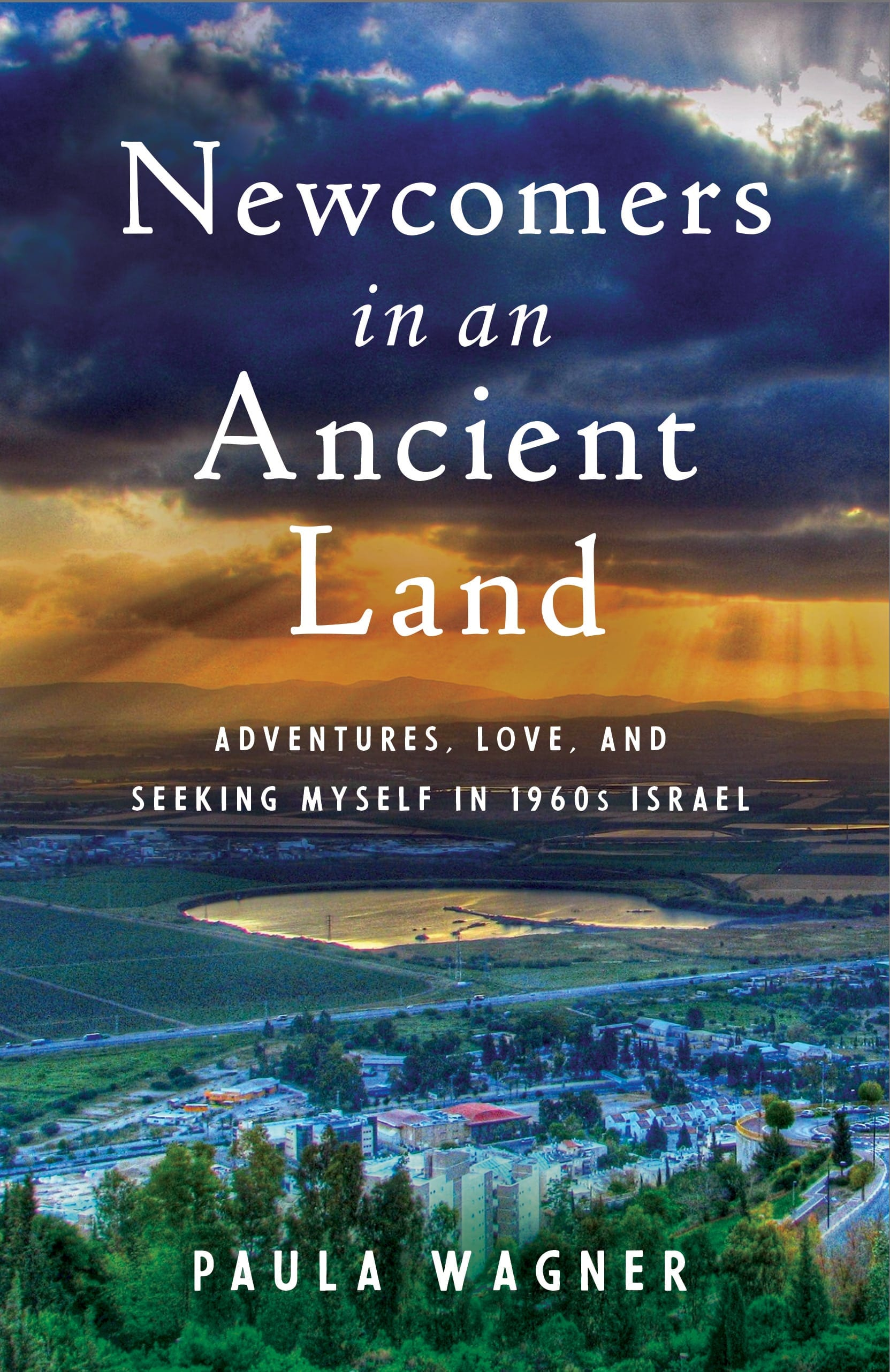 Newcomers in an Ancient Land – Book Cover